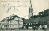 Burg Stargard Friedland und Woldegk