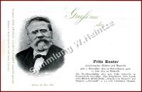 9.3. Fritz Reuter Porträts