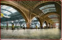 Bahnhöfe + Bahn